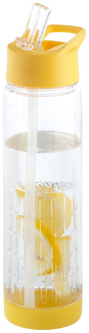 Branded Tutti frutti bottle with infuser