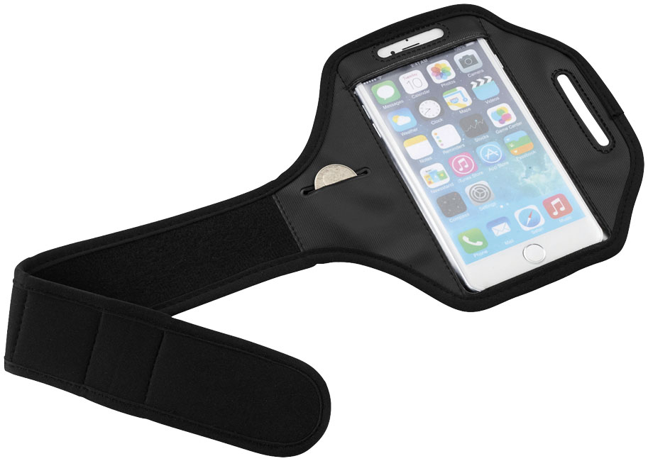 Corporate Gofax smartphone touch screen arm strap