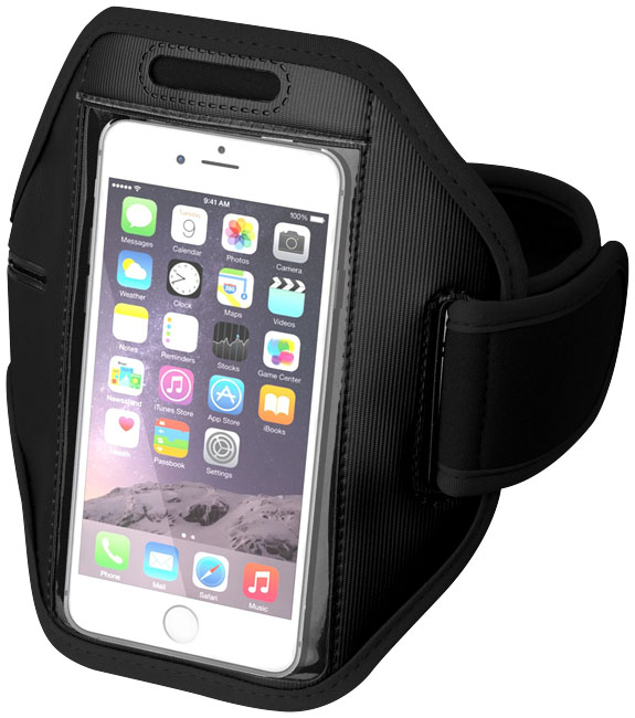 Promo Gofax smartphone touch screen arm strap