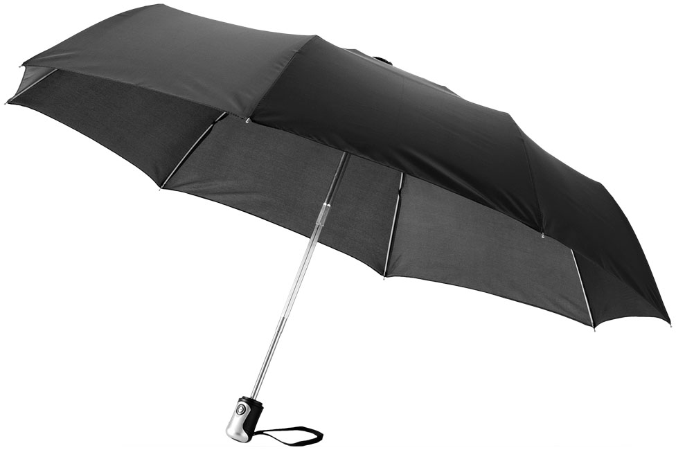 Printed Alex 21.5'' foldable auto open/close umbrella