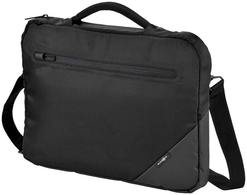 Branded Odyssey 15.4'' laptop slim briefcase