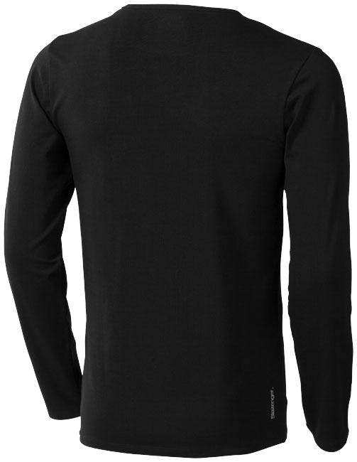 Promotional Curve long sleeve men's t-shirt