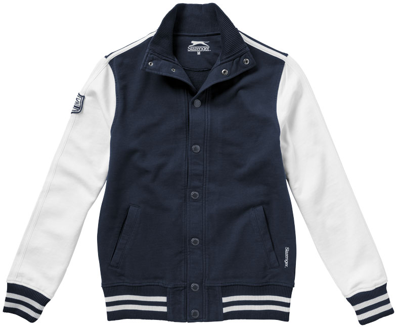 Promo Varsity sweat jacket