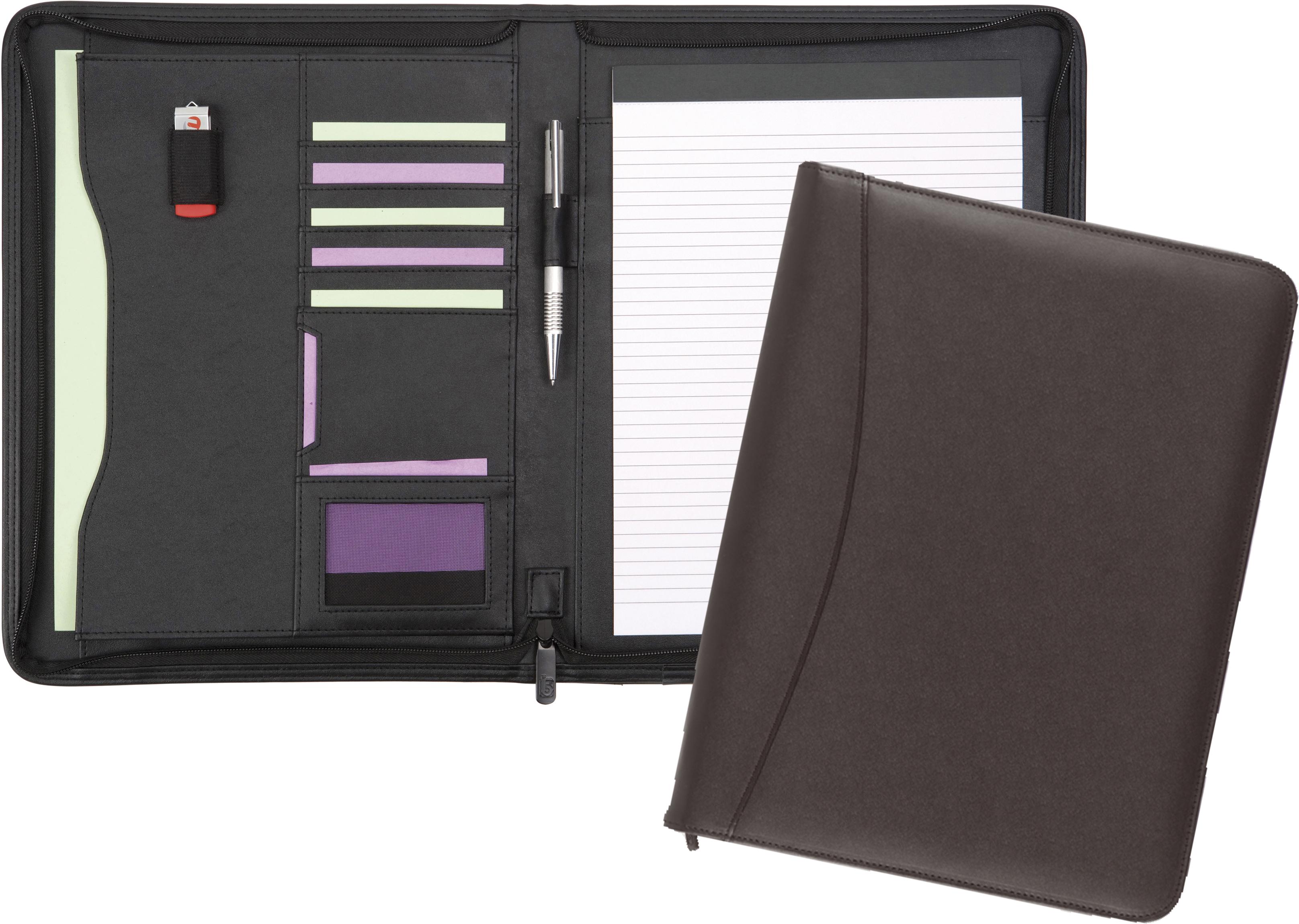 Promotional Chiddingstone  A4 Zipped Folder