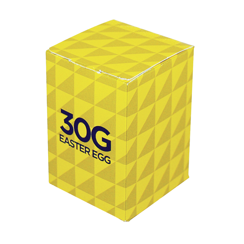 Branded 30g Easter Egg