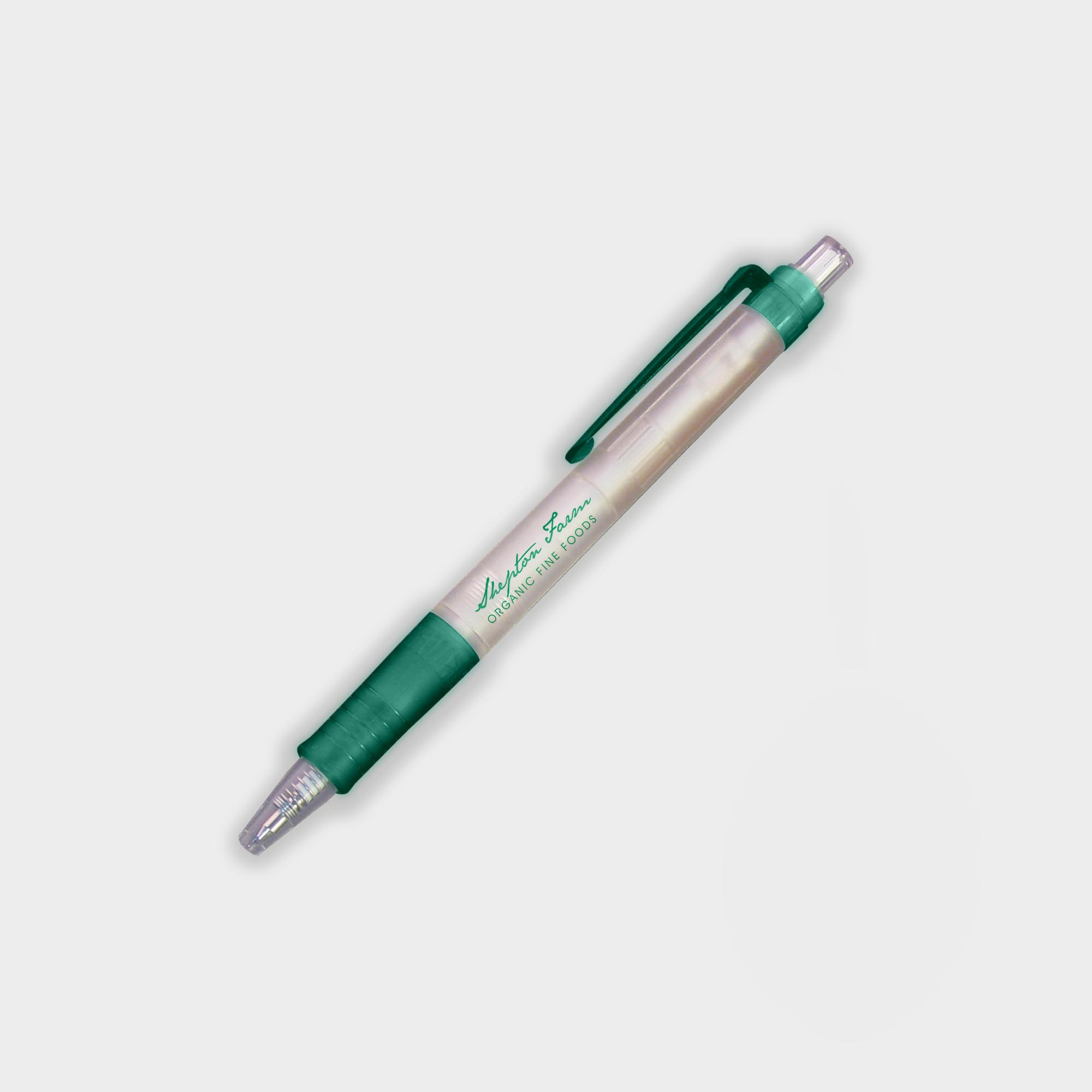 Engraved Bio Pen Frosted