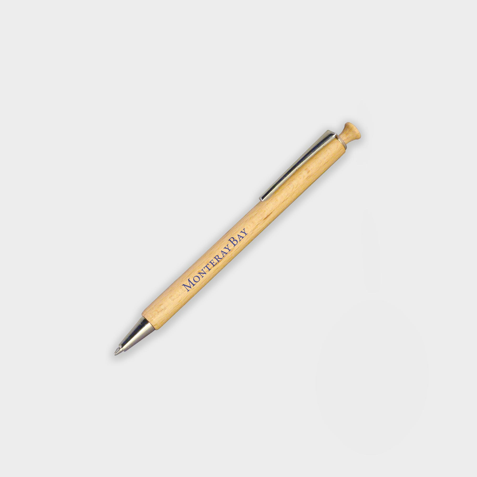 Promotional Spar Sustainable Wood Pen