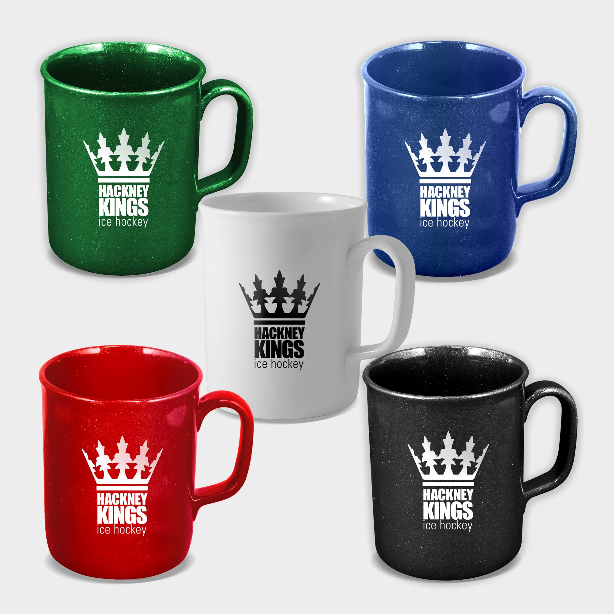 Promotional Theo Non Chip Recycled  Mug