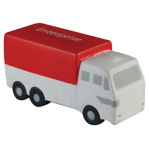 Promotional Lorry Small Stress Toy