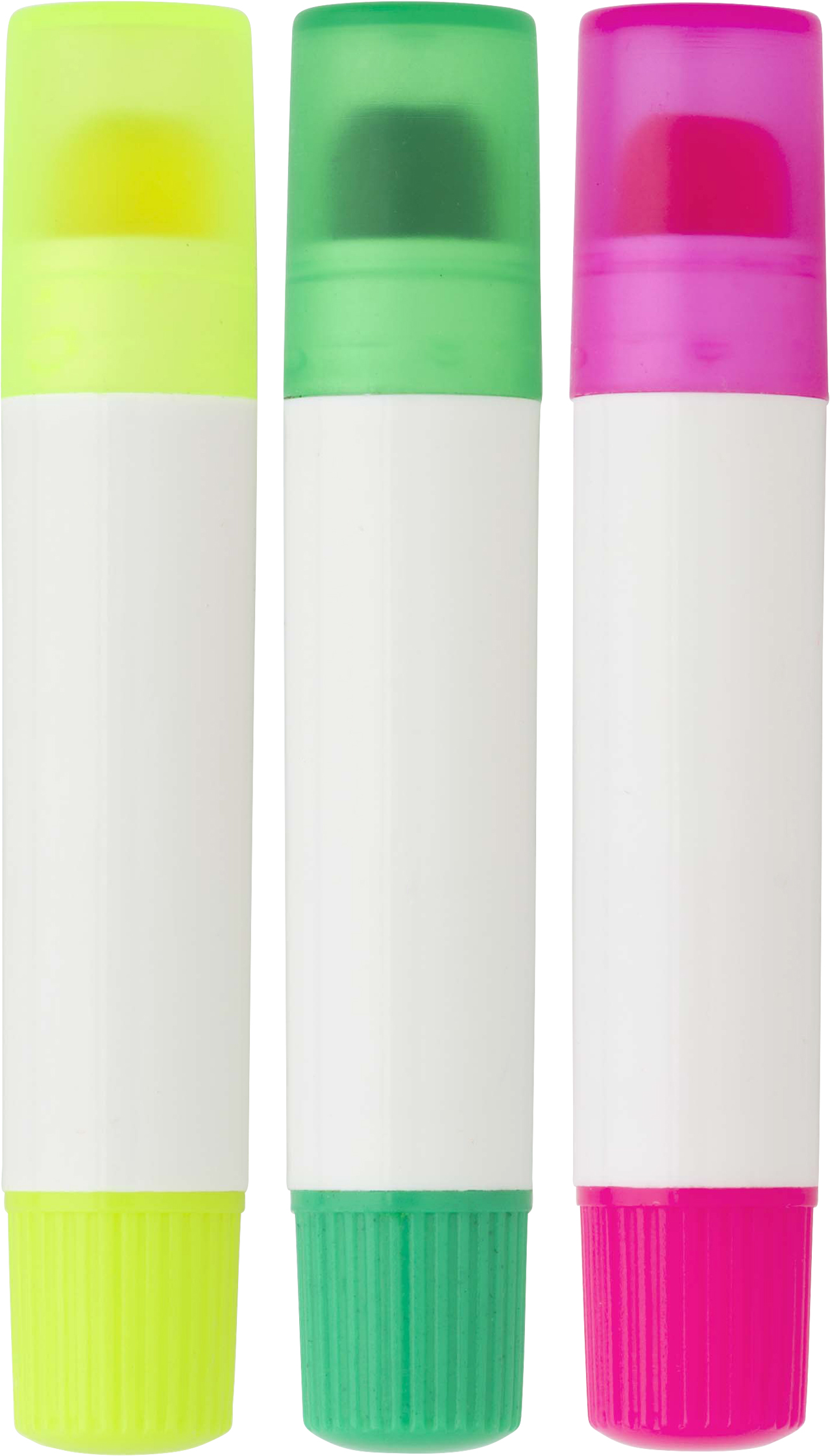 Promotional Set of three gel markers.