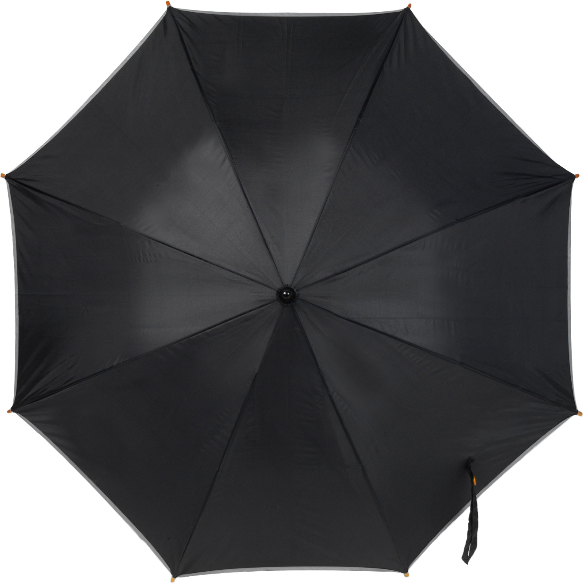 Promotional Umbrella with reflective border