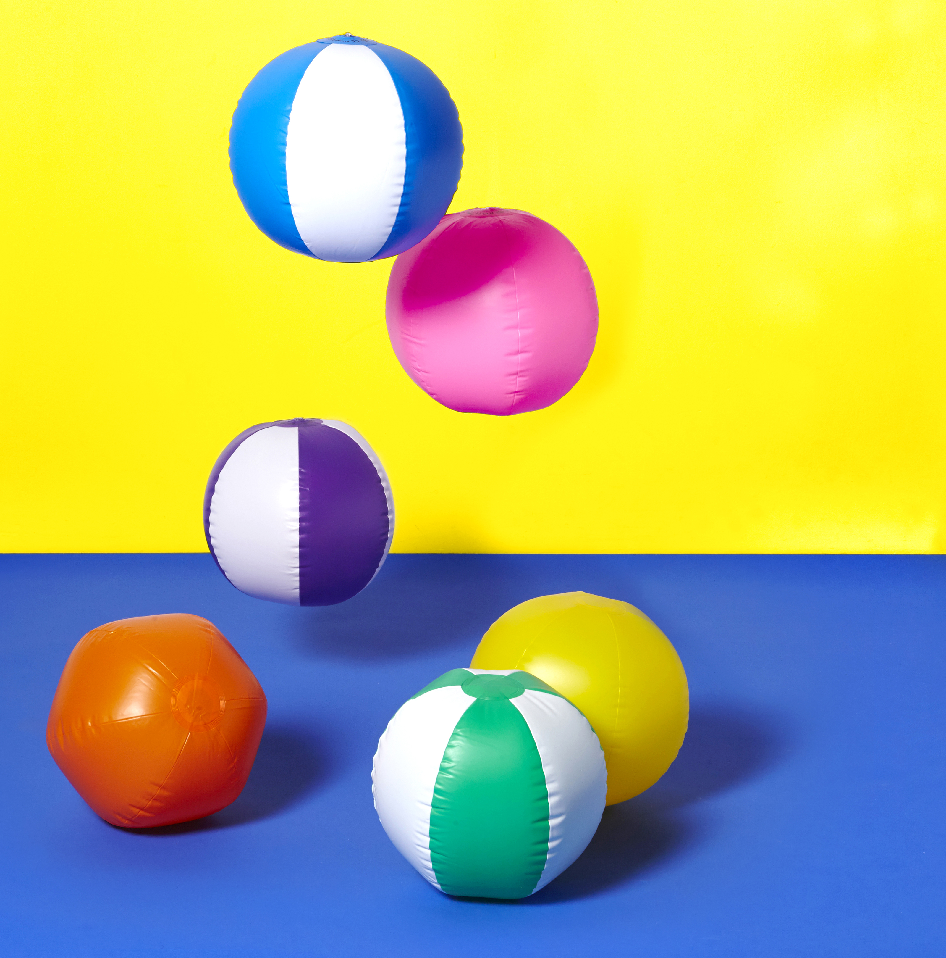 Promotional Beach ball, 35cms deflated