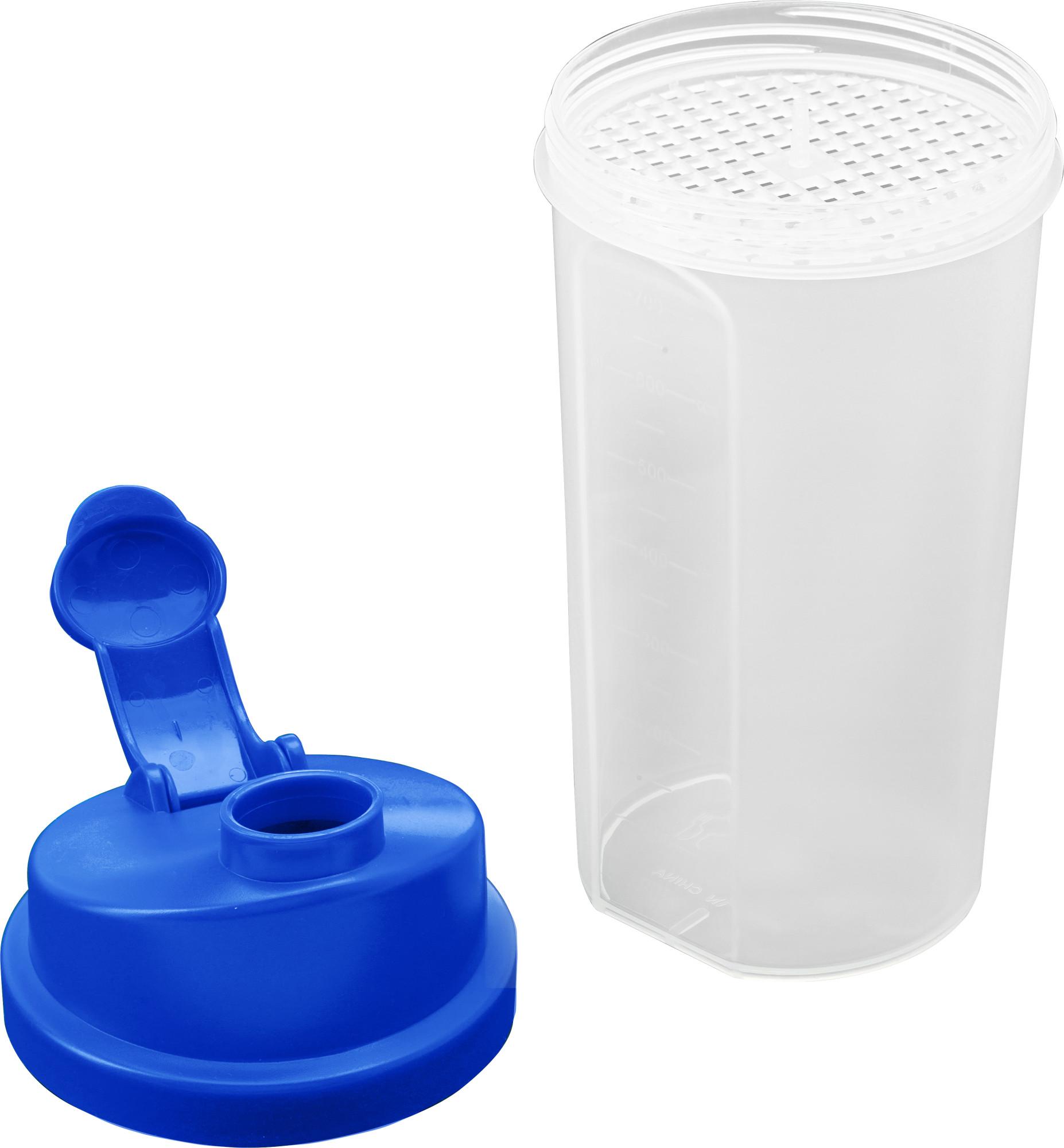 Branded Protein shaker. 700ml