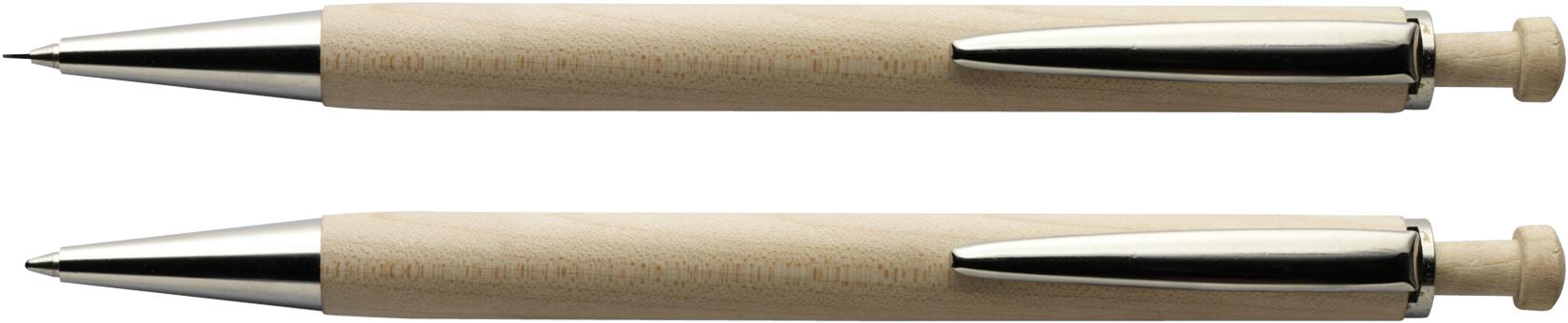 Promotional Wooden pen set