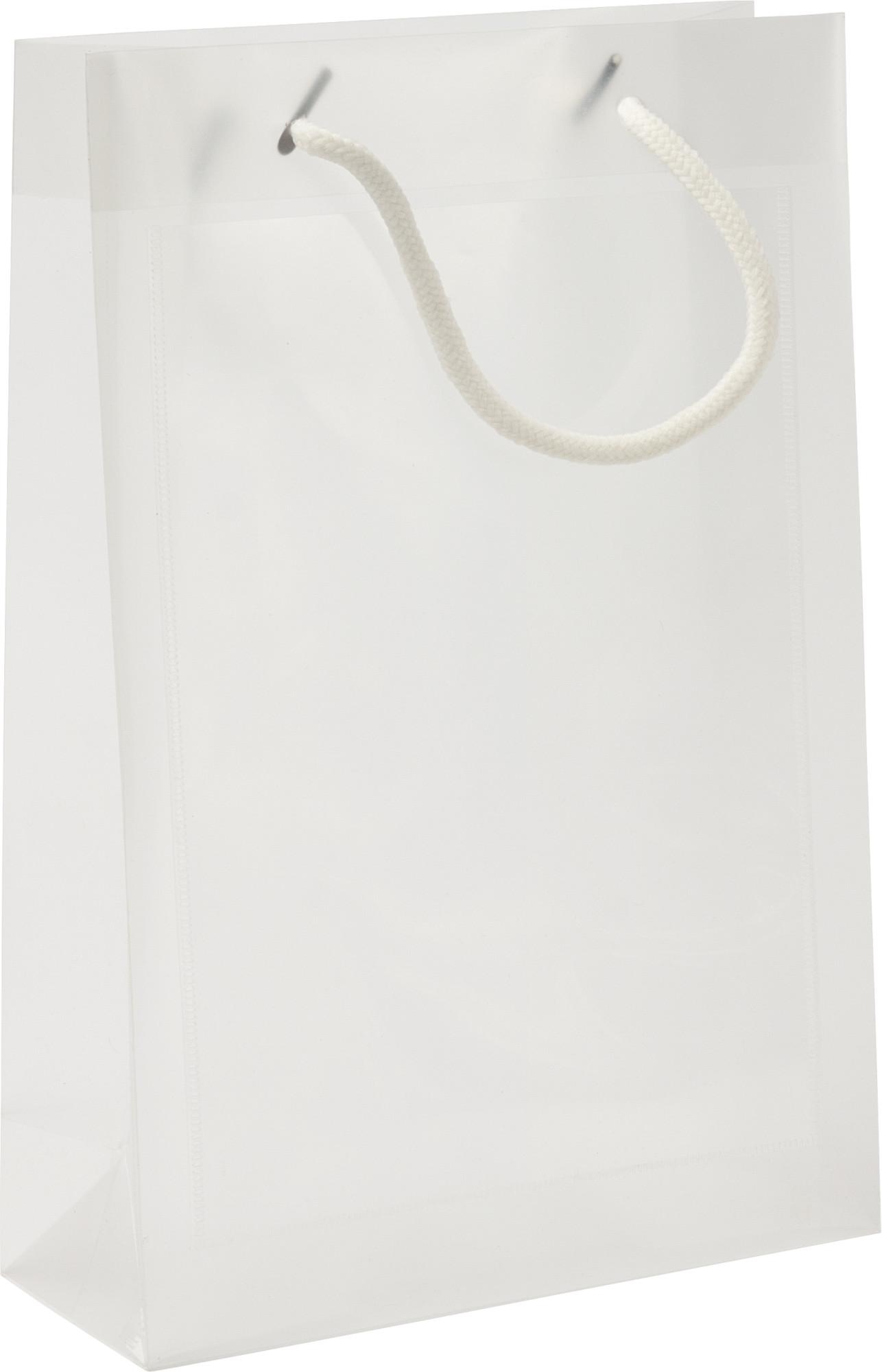 Promotional A5 size polypropylene bag