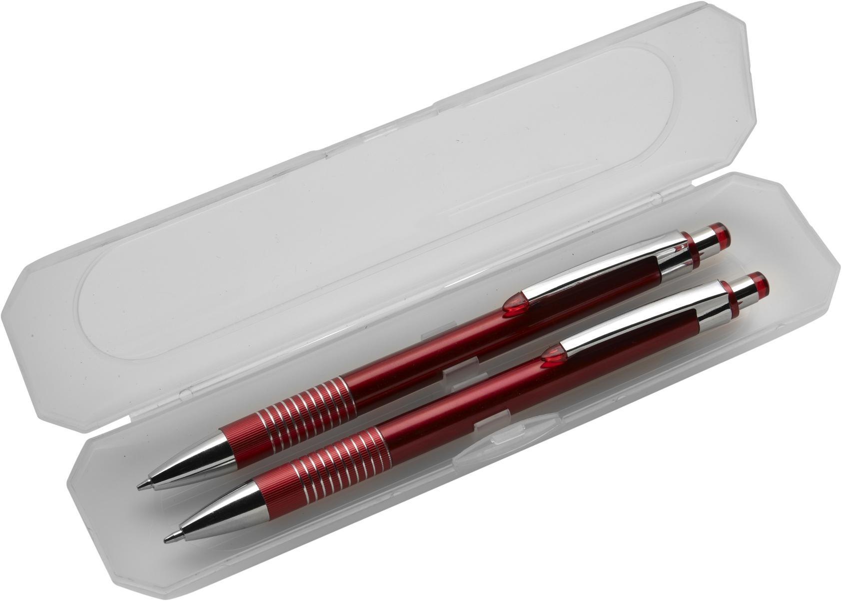 Branded Ballpen & pencil set