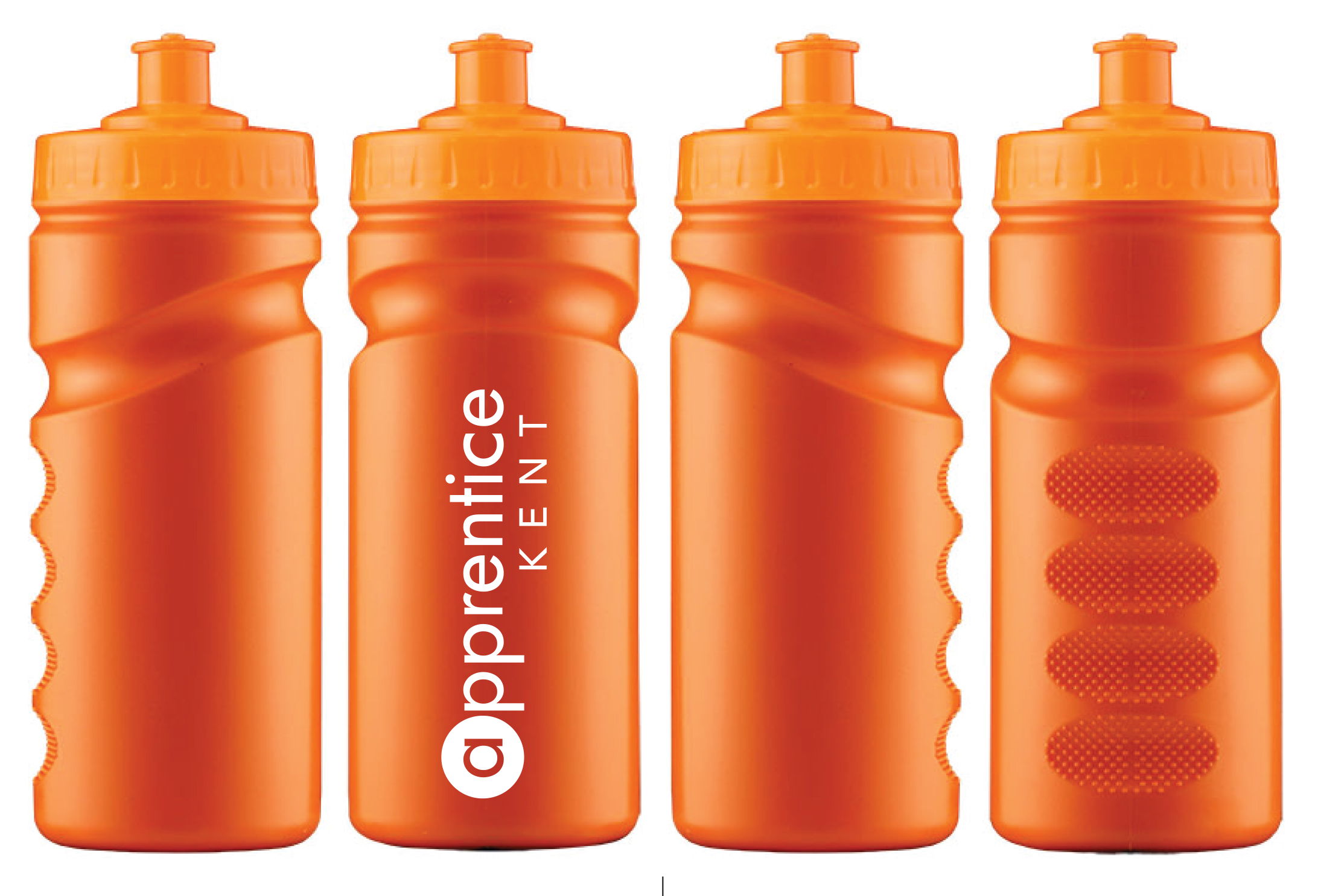 Promotional Sports Bottle 500ml Orange