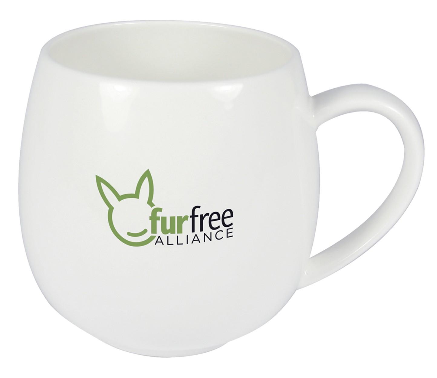 Promotional Hug Mug