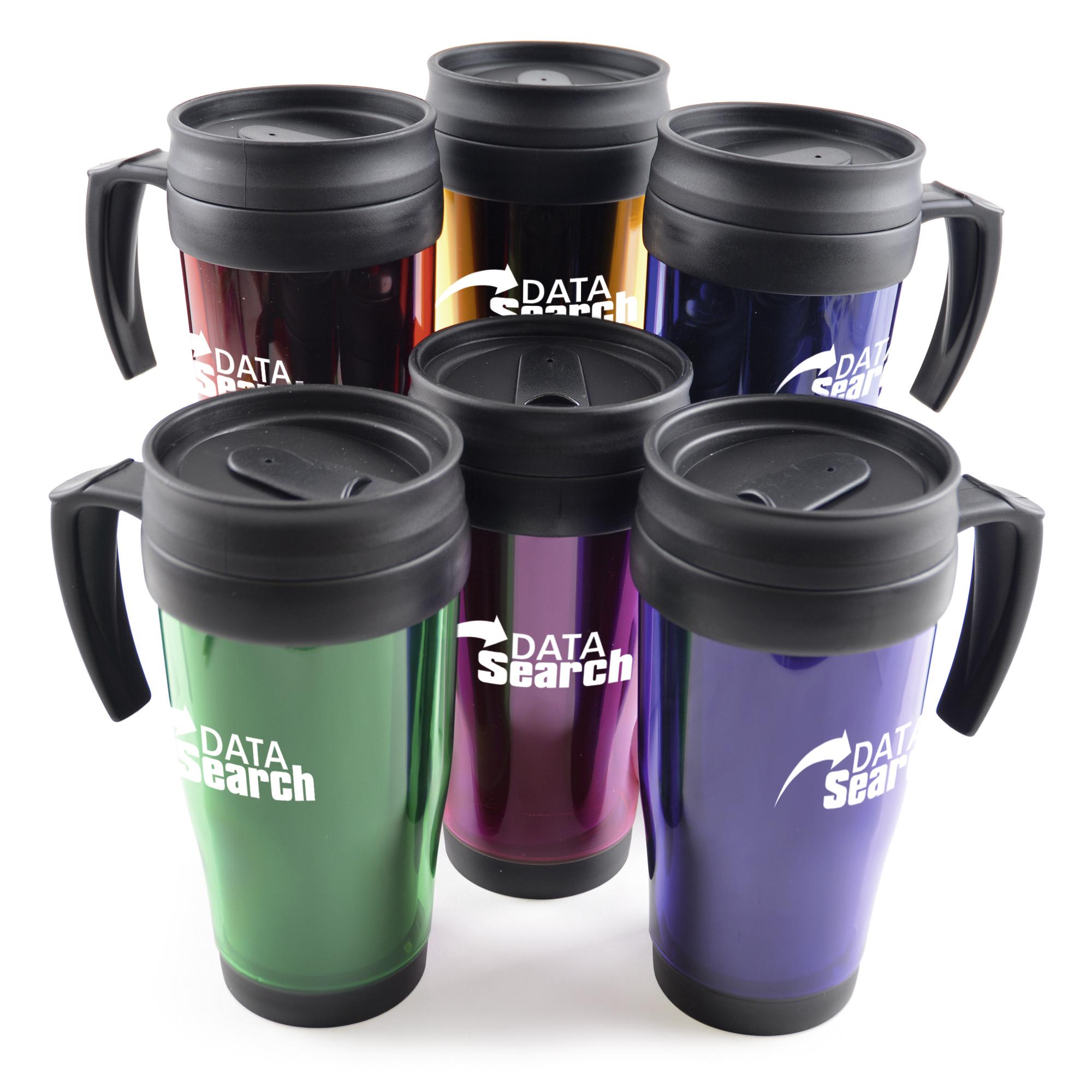 Branded Marco Travel Mugs