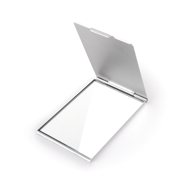 Promotional Timbre Plus Metal Foldable Mirror