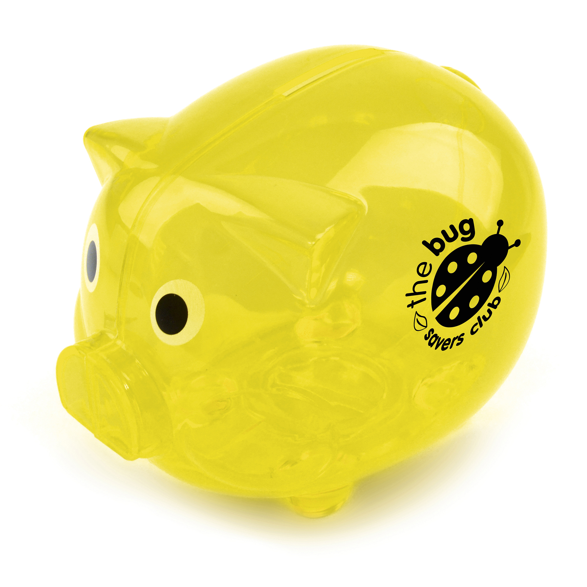 Branded Piggy Money Boxes