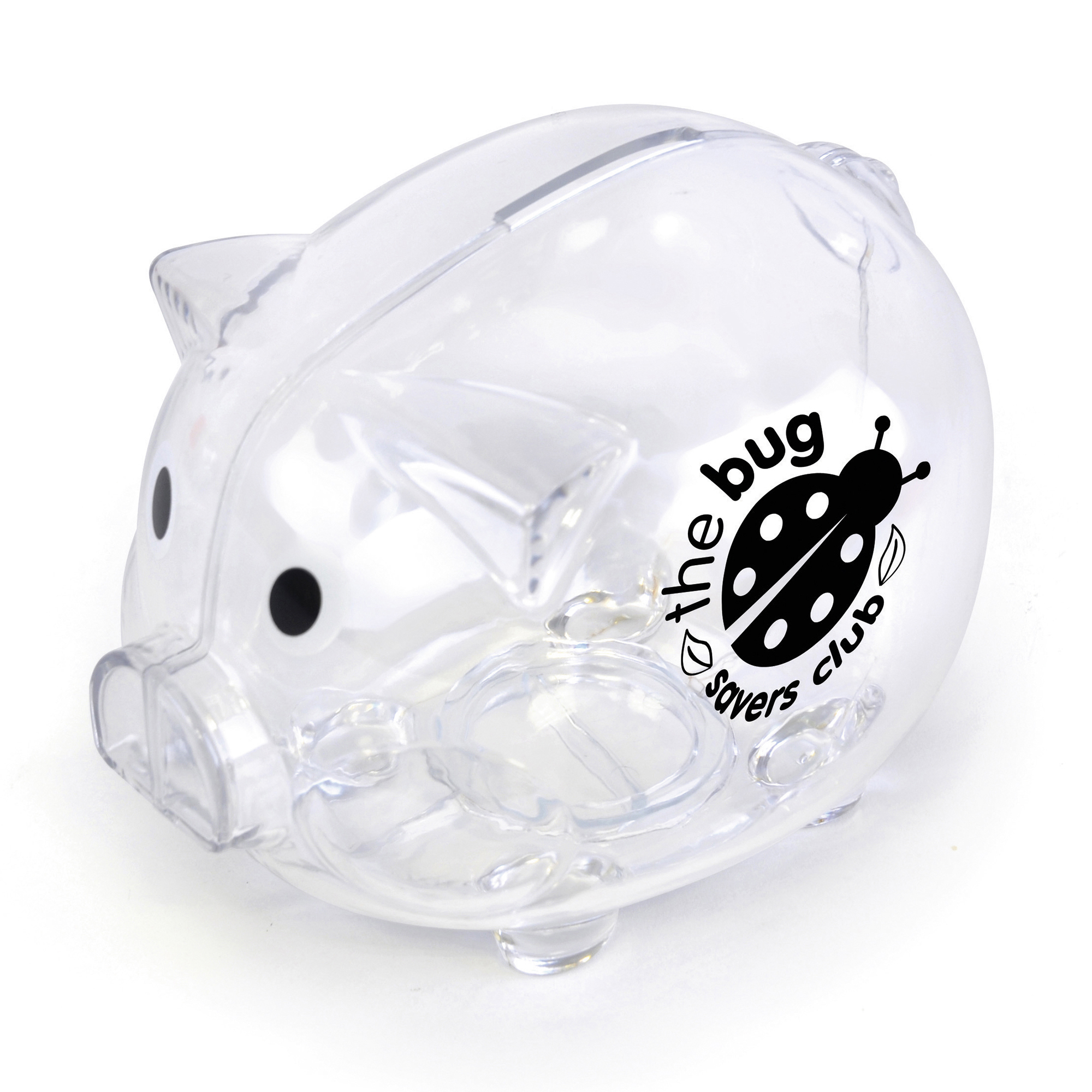 Printed Piggy Money Boxes