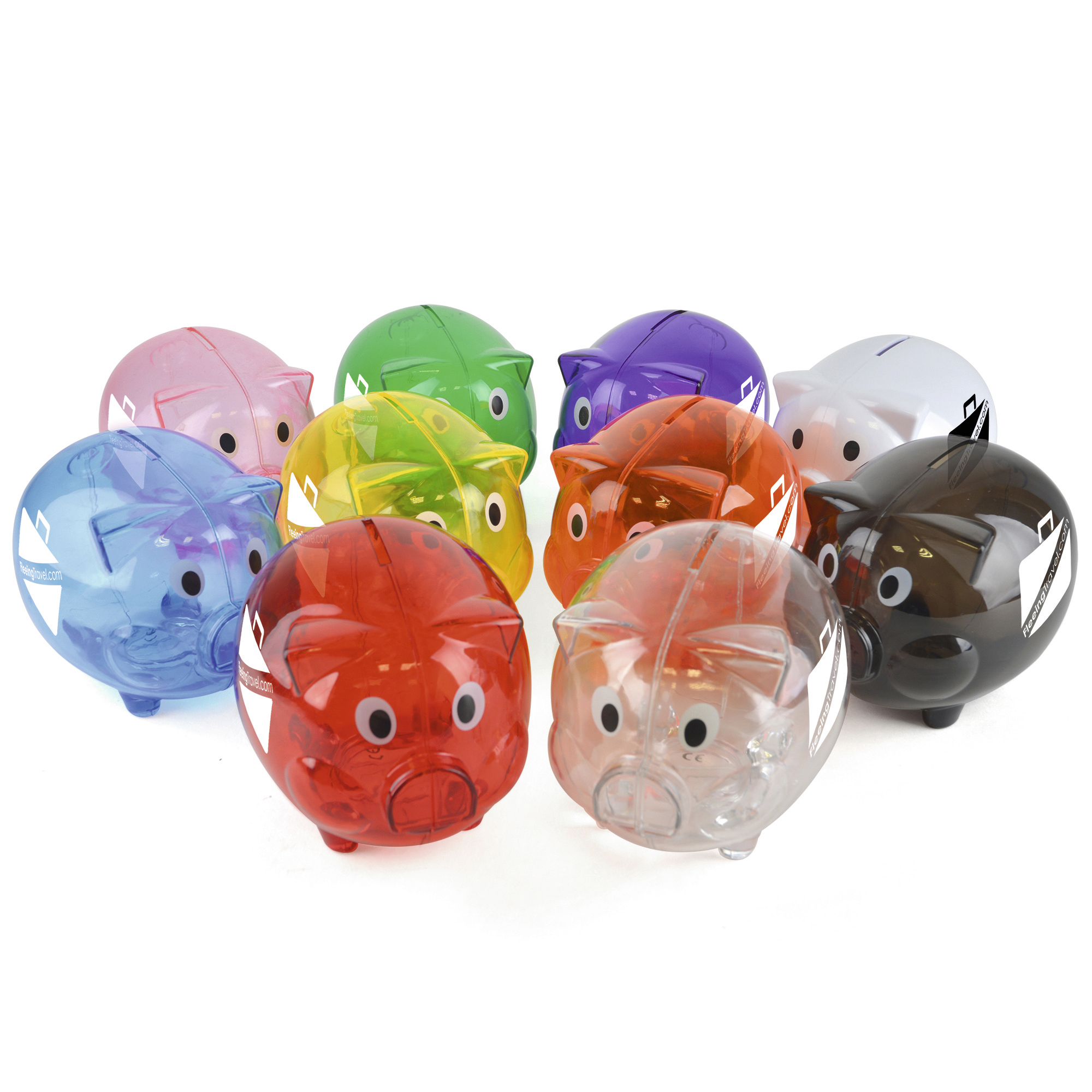 Personalised Piggy Money Boxes