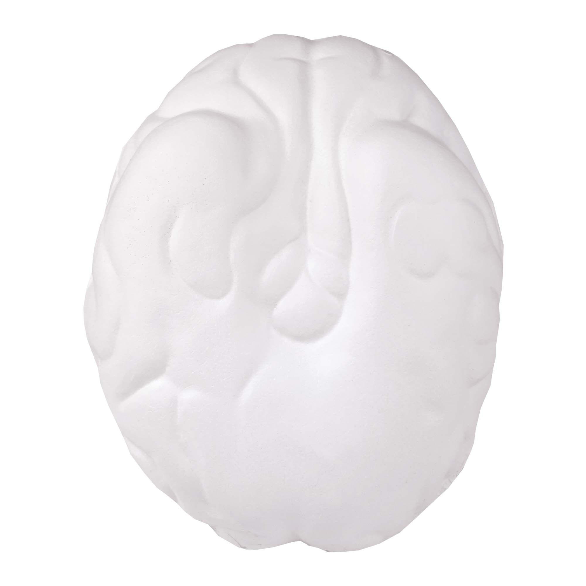 Branded Brain Shaped Stress