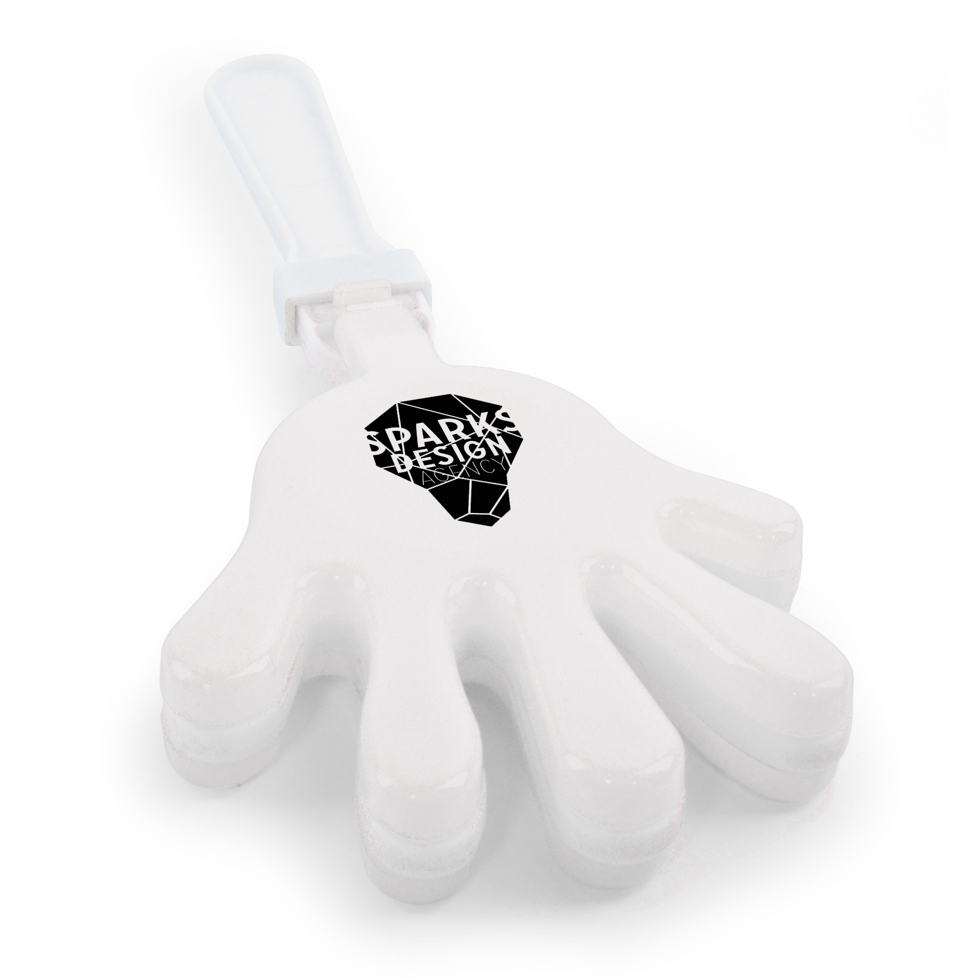 Promotional Large Hand Clapper