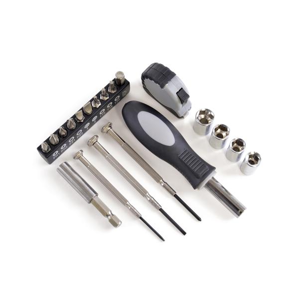 Branded Hawthorn 20Pc Tool Set