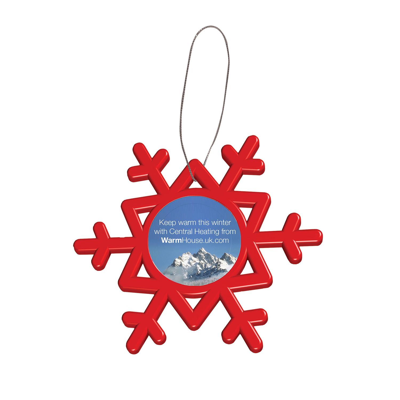 Branded Snowflake