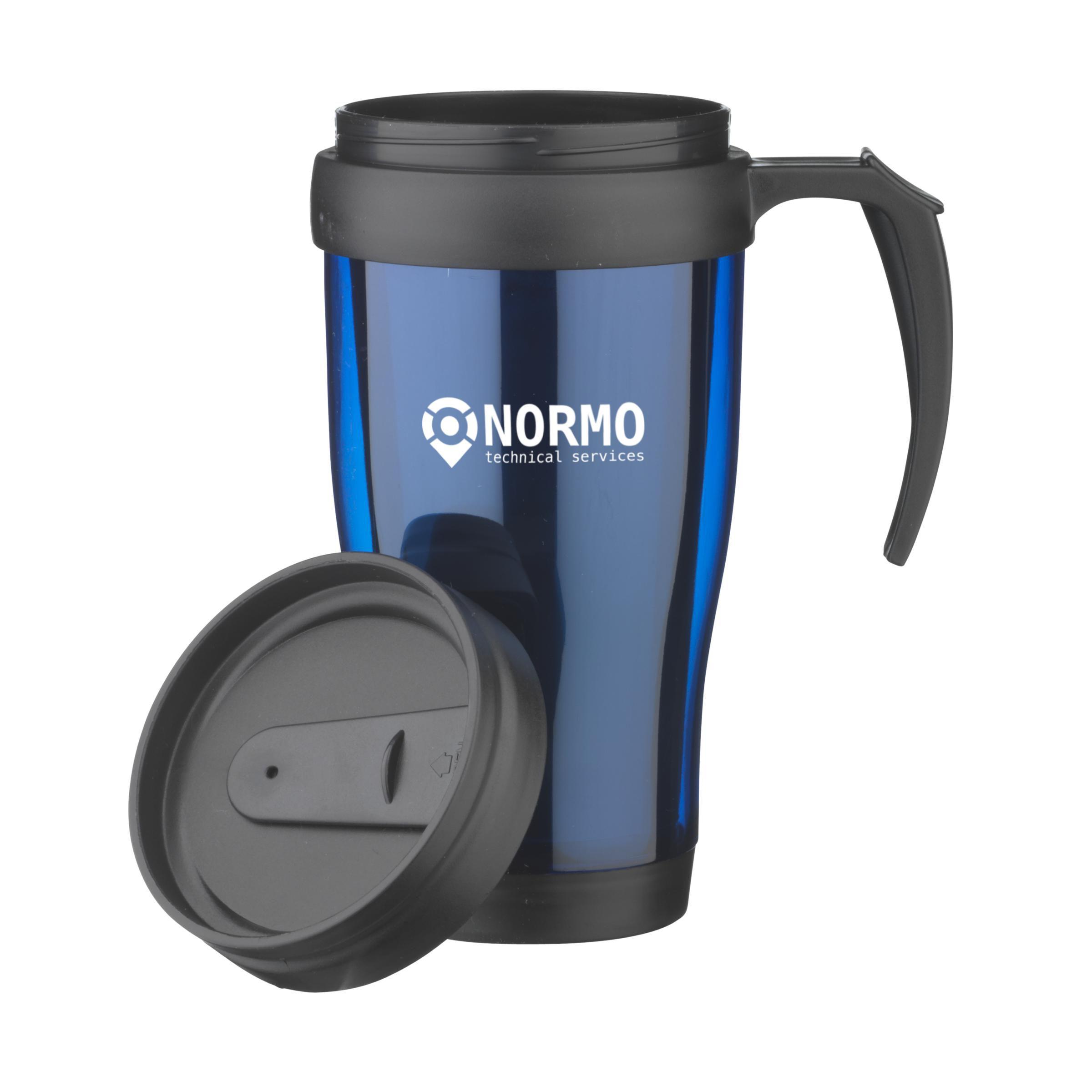 Promotional Coloured Thermo Mug
