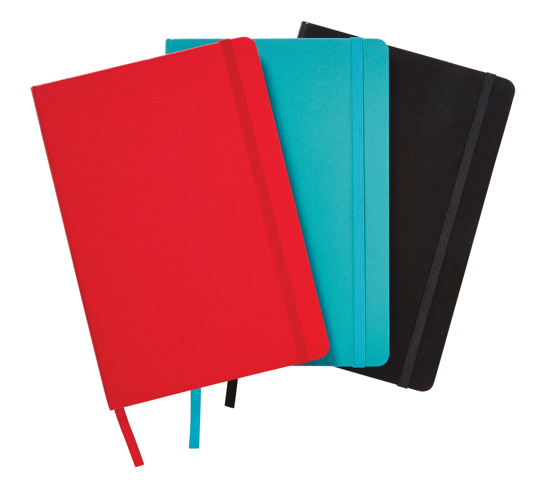 Branded Hardbacked Notebook (A5)