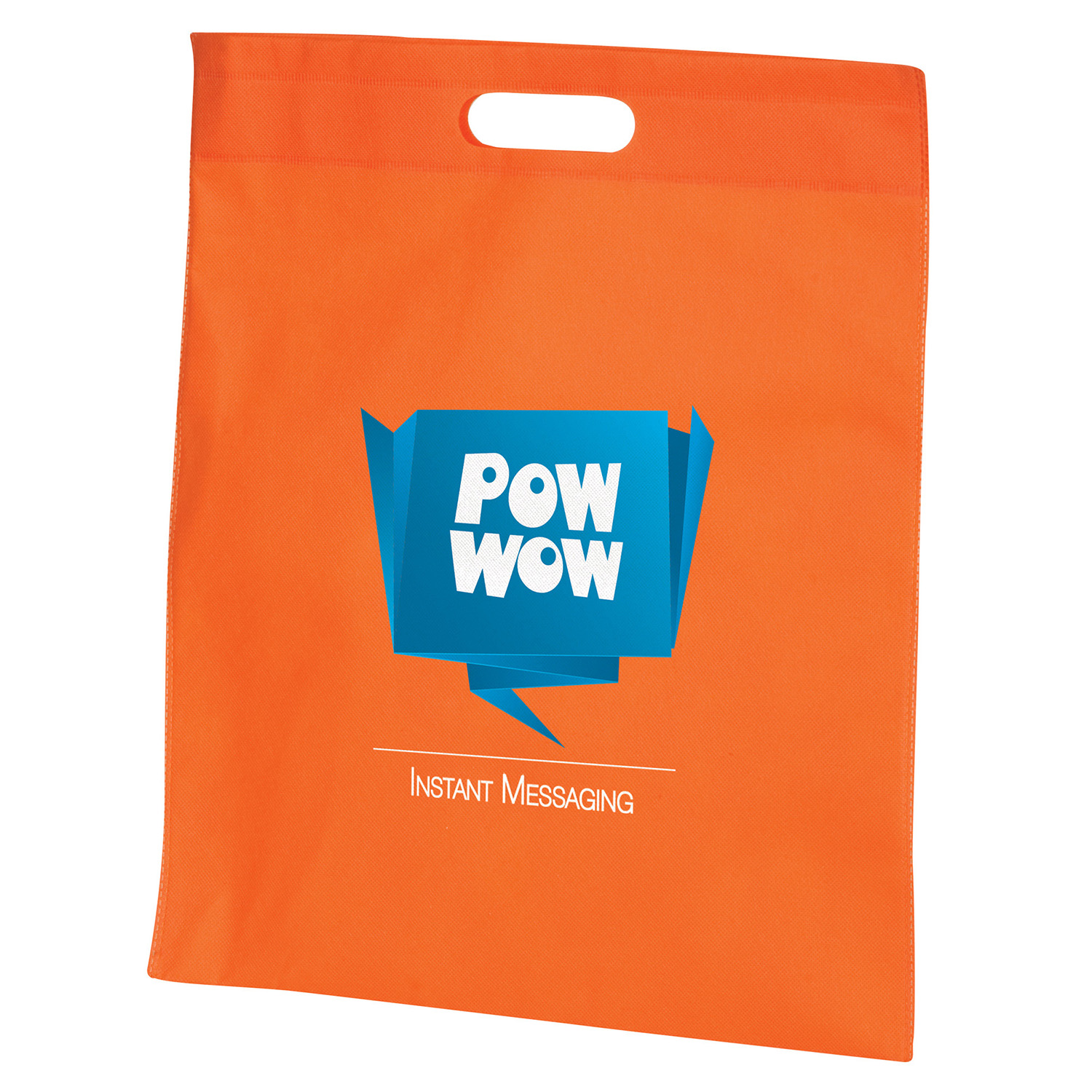 Corporate PP Carrier Bag