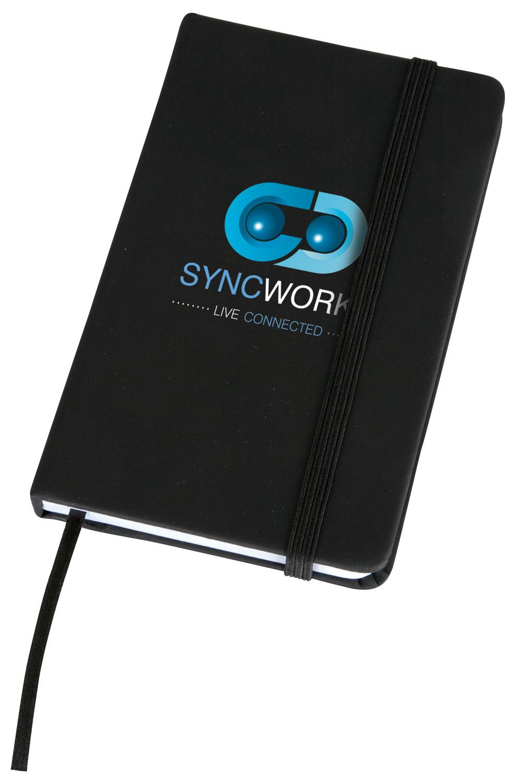 Business Soft Feel Notebook