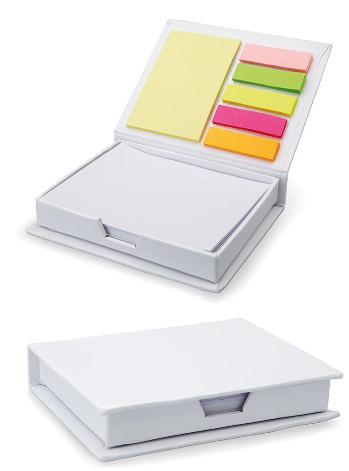 Branded Memopad and sticky notes
