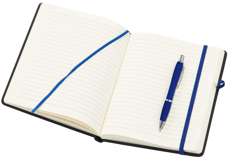Promotional Medium Noir Notebook (Curvy)