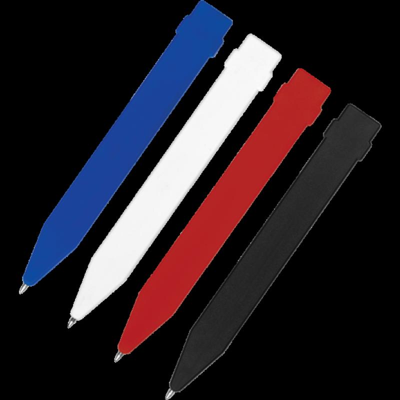 Branded Magnet Pen (Full Colour Print) - WHITE ONLY