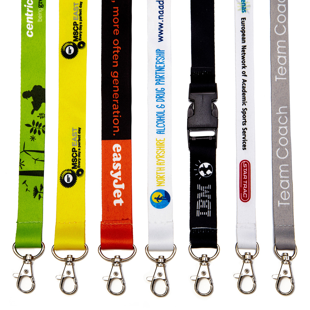 Promotional 10mm Lanyard - Full Colour