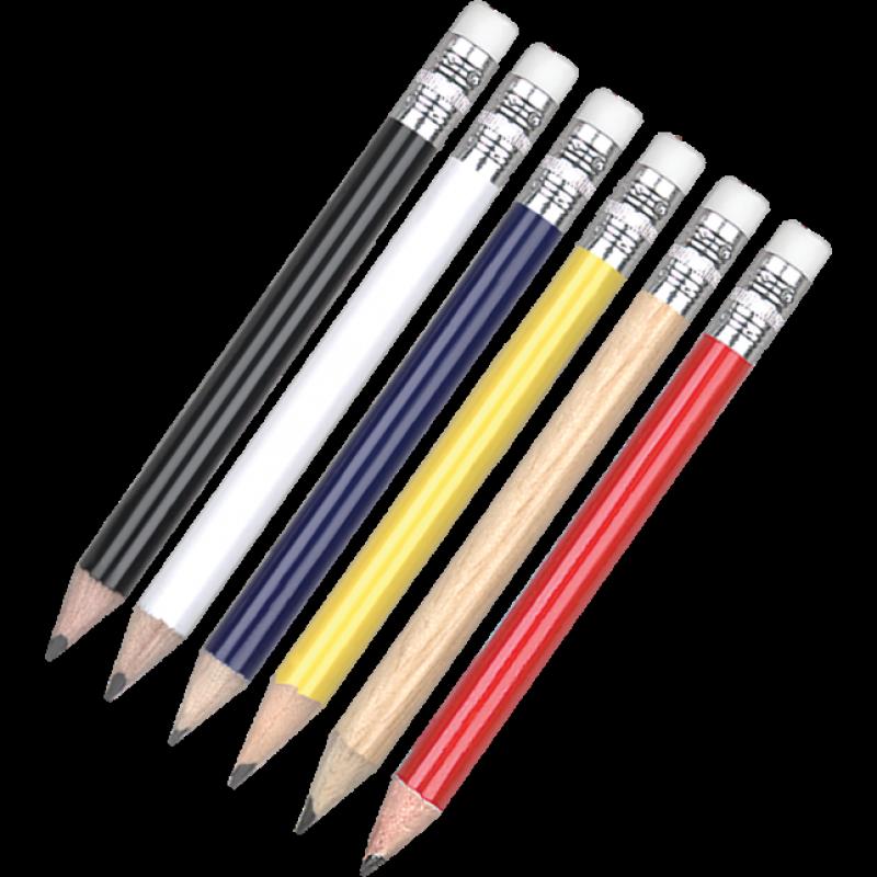 Promotional Mini WE Pencil Range