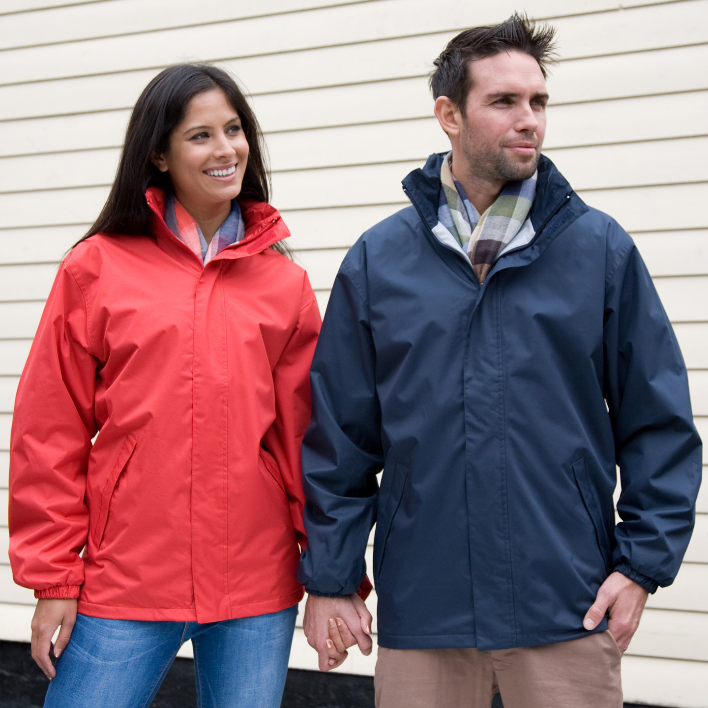 Branded Midweight Jacket