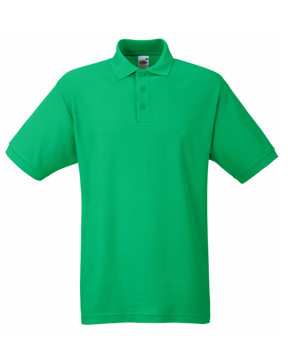 Personalised Pique Polo Shirt