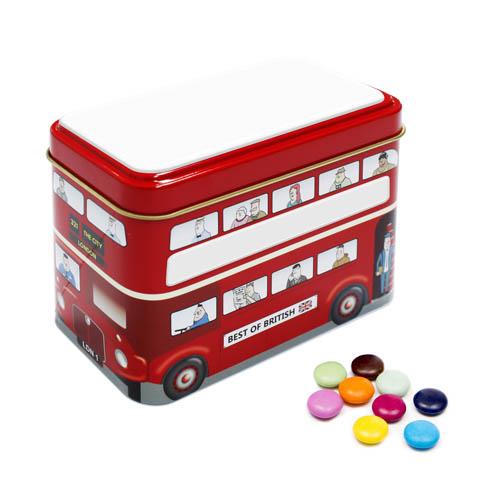 Promotional Bus Tin Beanies