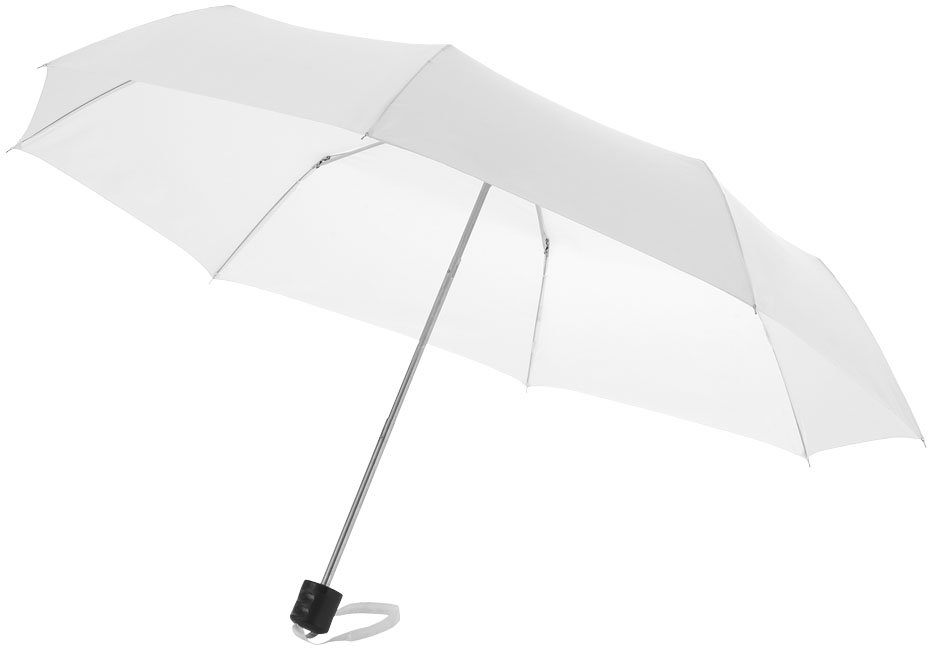 Personalised 21,5'' Ida 3-section umbrella