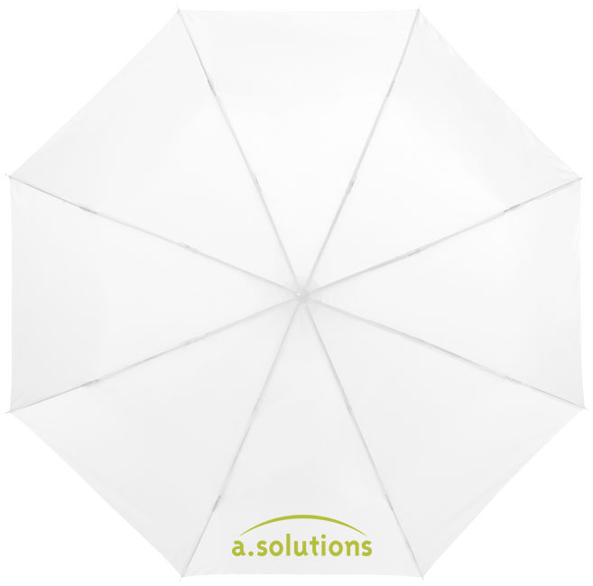 Corporate 21,5'' Ida 3-section umbrella
