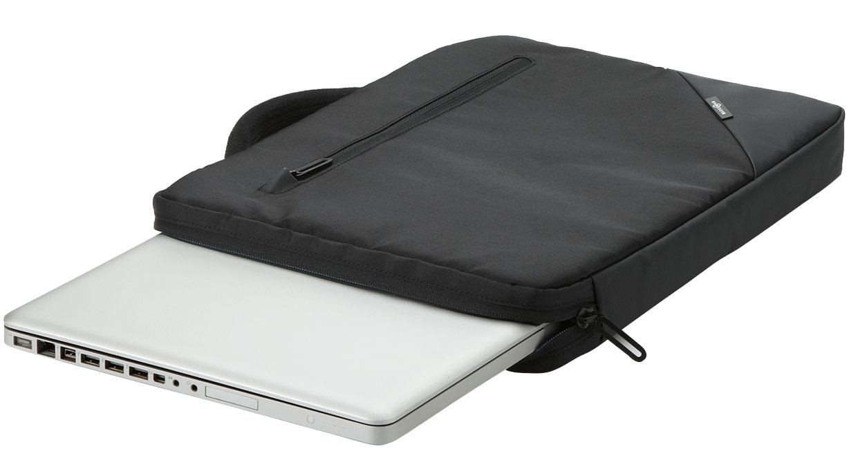 Printed Odyssey 15.4'' laptop slim briefcase