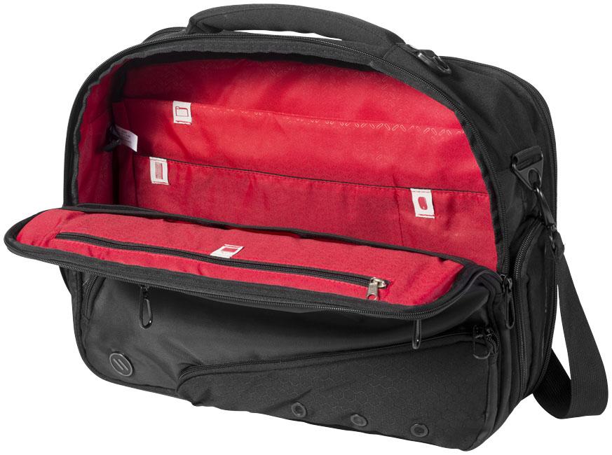 Vapor checkpoint-friendly 17'' laptop attaché Merchandise