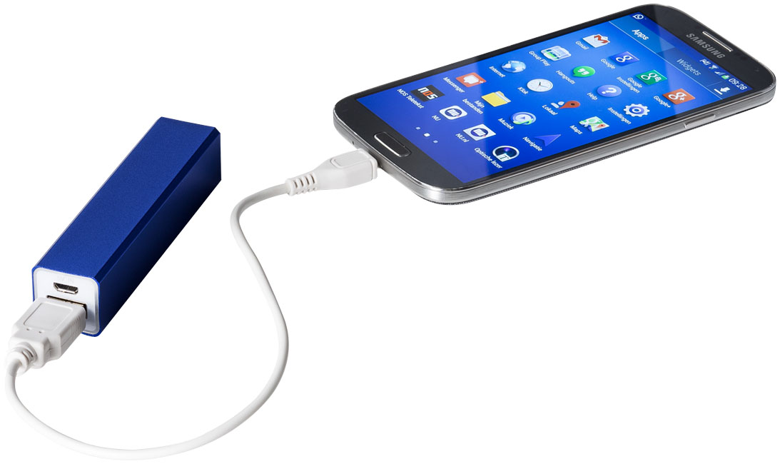 Branded Volt alu power bank 2200mAh