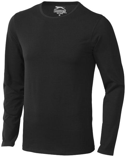 Branded Curve long sleeve men's t-shirt