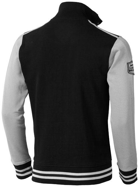 Promotional Varsity sweat jacket